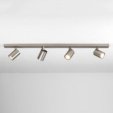 Astro Lighting - Ascoli Four Bar 1286014 (7954) - Matt Nickel Spotlight