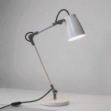 Astro Lighting - Atelier Desk Complete 1224005 (4563) & 1224002 (4560) - Matt White Table Light