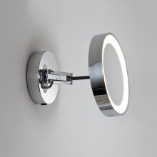 Astro Lighting - Catena LED 1137003 (8592) - IP44 Polished Chrome Magnifying Mirror