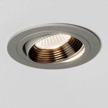 Astro Lighting - Aprilia Round 3000K 1256029 - Anodised Aluminium Downlight/Recessed Spot Light