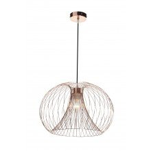 Copper Wire 42W E27 Ceiling Pendant