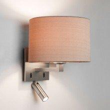 Astro Lighting - Azumi Reader LED 1142034 - Matt Nickel Reading Light
