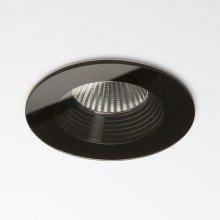 Astro Lighting - Vetro Round 1254016 (5754) - IP65 Black Downlight/Recessed Spot Light