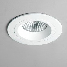 Astro Lighting - Taro Round Fire-Rated 1240024 (5672) - Fire Rated Matt White Downlight/Recessed Spot Light