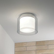 Astro Lighting - Arezzo ceiling 1049003 (963) - IP44 Polished Chrome Ceiling Light