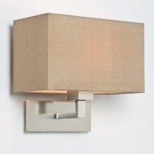 Astro Lighting - Park Lane Grande 1080007 - Matt Nickel Wall Light