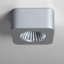 Astro Lighting - Samos Square LED 1255003 - Anodised Aluminium Downlight / Recessed Spotlight