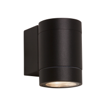 Astro Lighting - Dartmouth Single LED 1372003 (7583) - IP54 Textured Black Wall Light