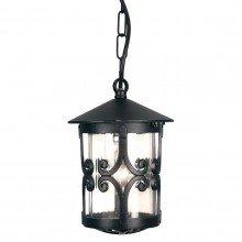Elstead - Hereford BL13B-BLACK Chain Lantern