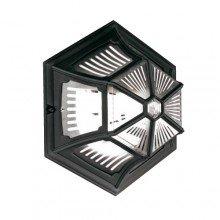 Elstead - Parish PR12-BLACK Flush Light